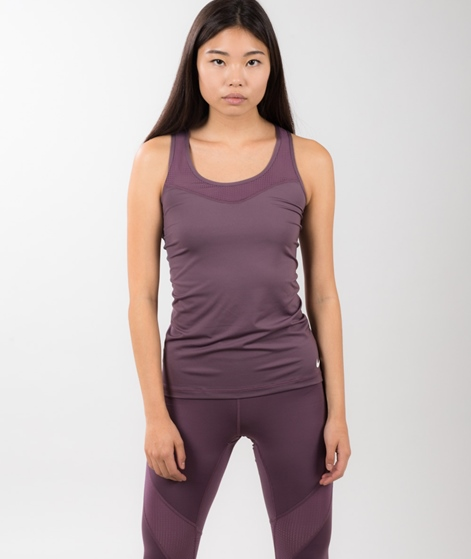 NIKE Pro Hypercool Top purple shade