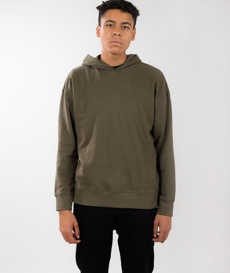 SELECTED HOMME Otto Hoodie olive nights