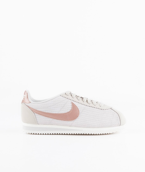 NIKE Classic Cortez Leather Lux creme