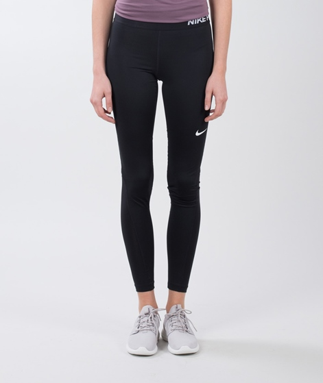 NIKE Pro Cool Leggings black/white