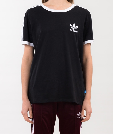 ADIDAS 3Stripes T-shirt black