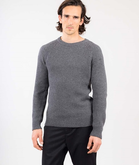 SELECTED HOMME SHNCreek Pullover grey