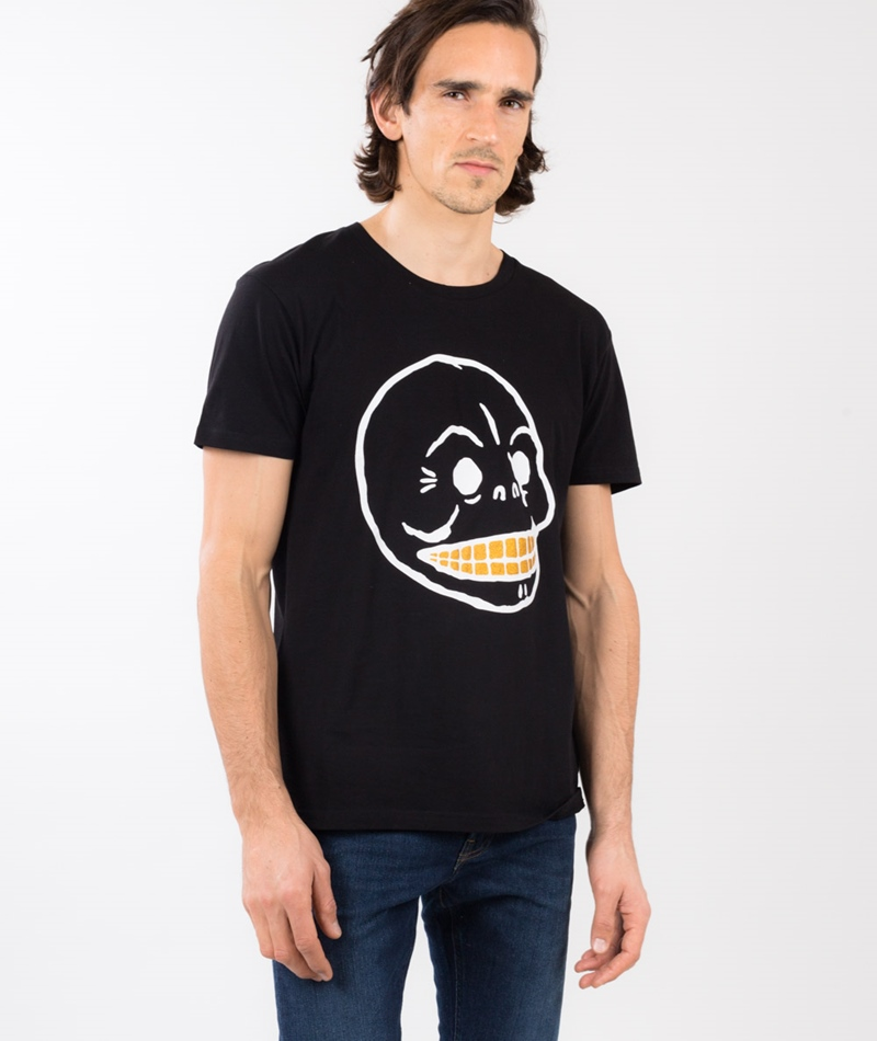 CHEAP MONDAY Standard T-Shirt black