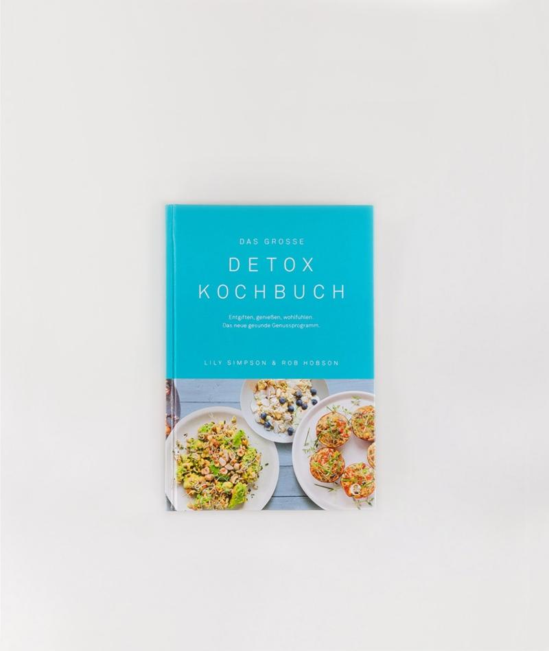 EDEL Das große Detox Kochbuch
