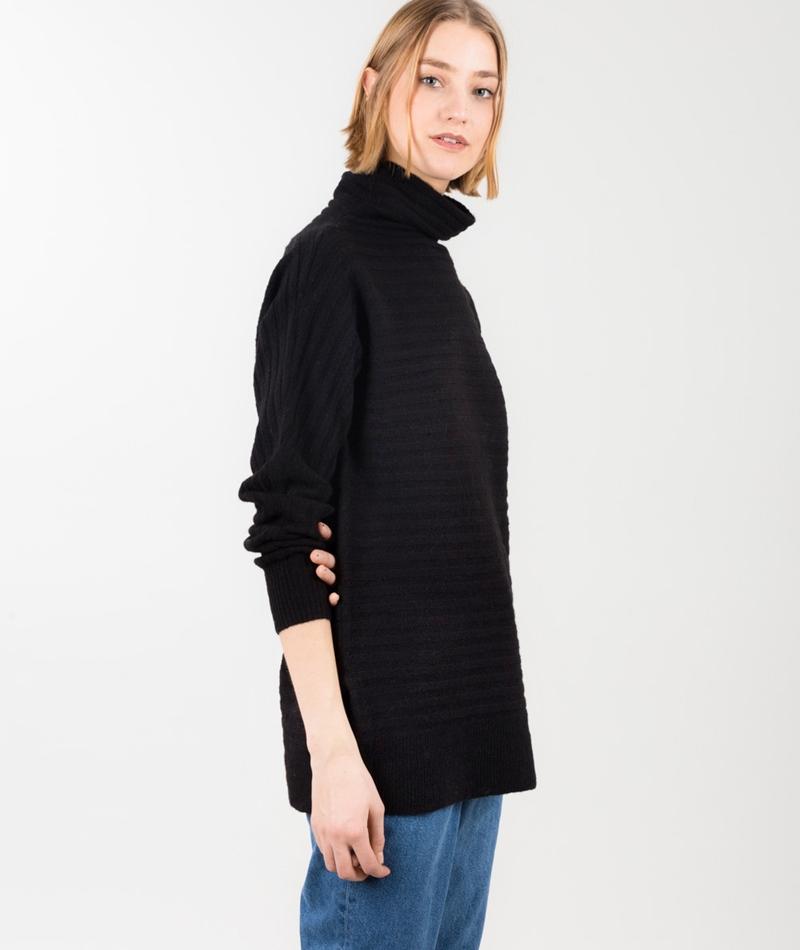SECOND FEMALE Tenti Rib Knit Pullover