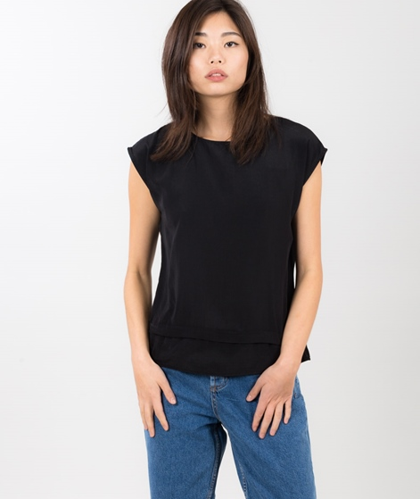 MINIMUM Lenie Bluse black