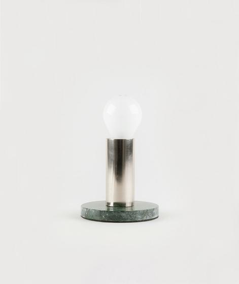 LIV Tischlampe green marble
