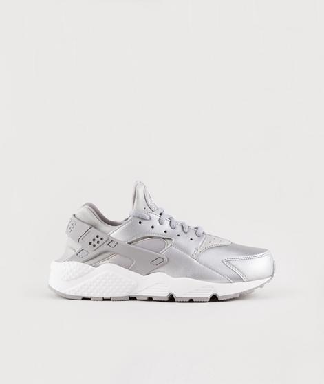 NIKE Air Huarache Run SE Sneaker silber