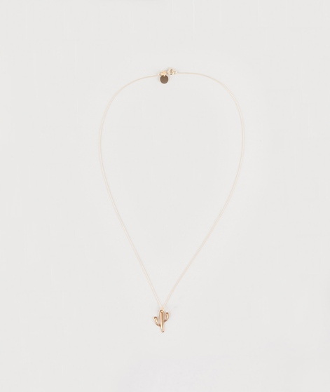 GOODTHINGSWILLHAPPENSOON Necklace cactus
