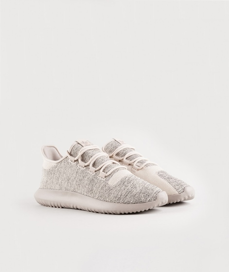 ADIDAS Tubular Shadow Knit Sneaker creme