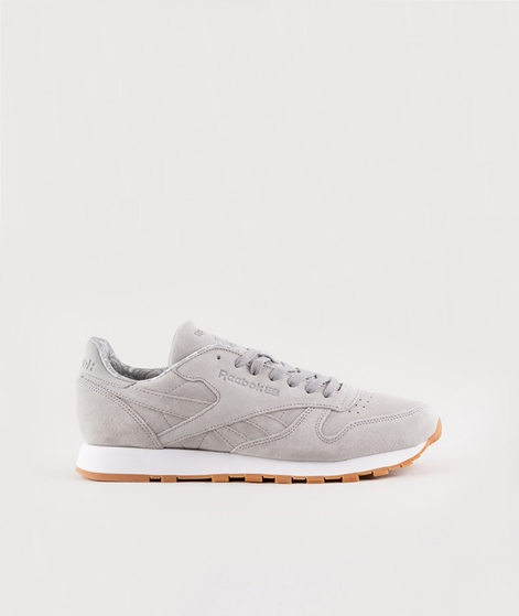 REEBOK CL Leather Bandana solid grey