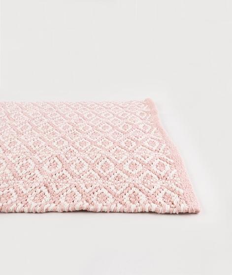 LIV Bergen Cotton Teppich rose/natural