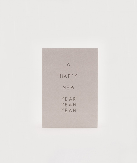 PAPIER AHOI New Year