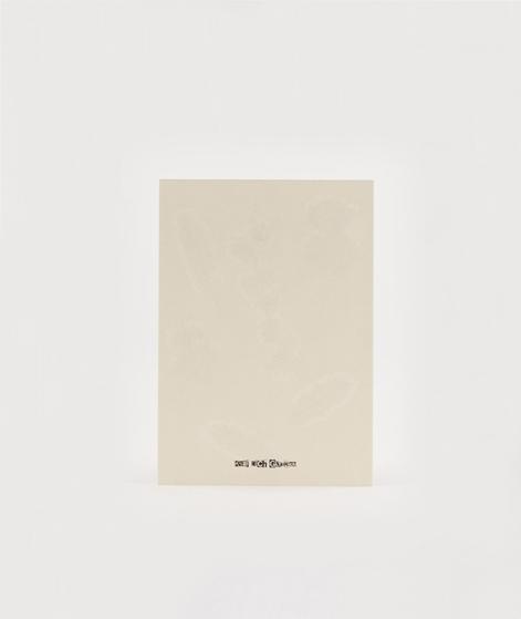 KAUF DICH GLUCKLICH Postkarte Nadelzweige