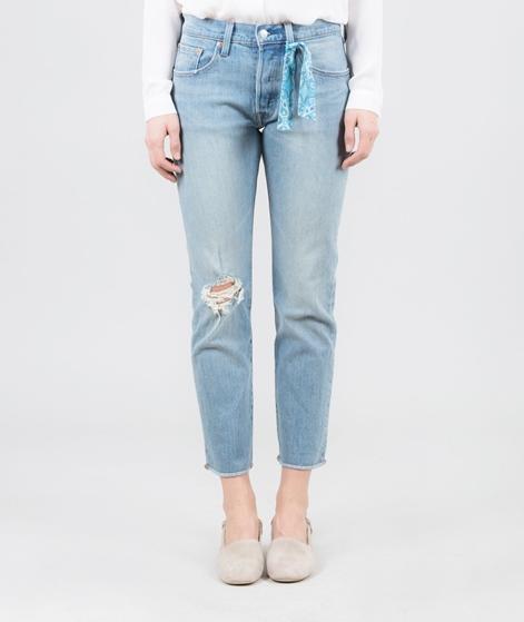 LEVIS 501 Jeans chiara stretch