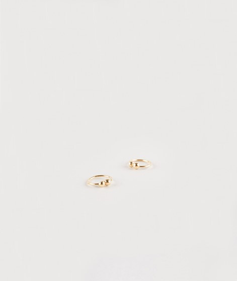 JUKSEREI Pollen Ear Twist gold