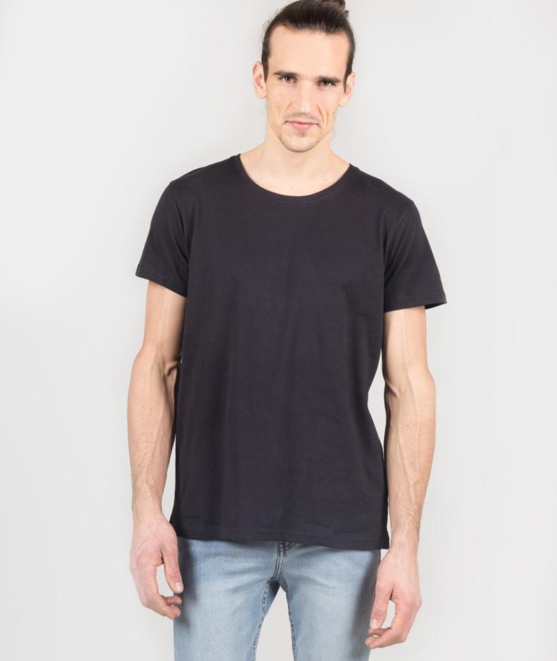 SUIT Anton T-Shirt black