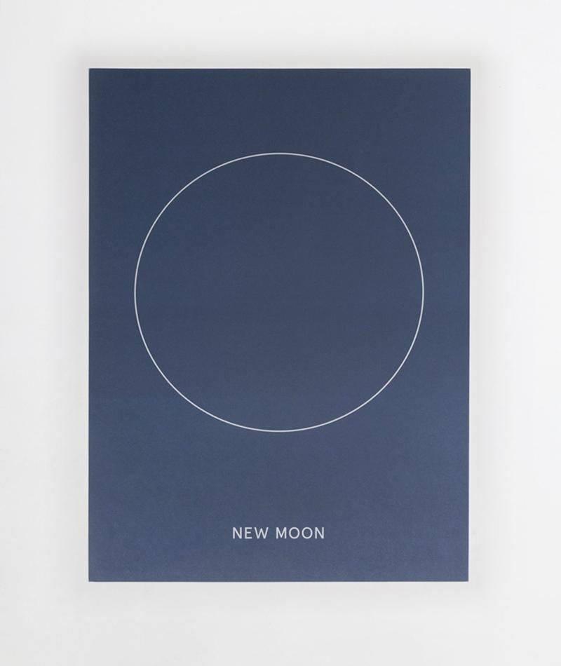 KAUF DICH GLÜCKLICH Poster New Moon