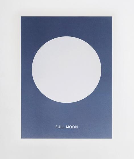 KAUF DICH GLÜCKLICH Poster Full Moon