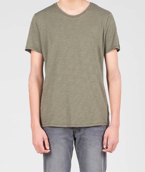 NOWADAYS Recent T-Shirt vintage khaki