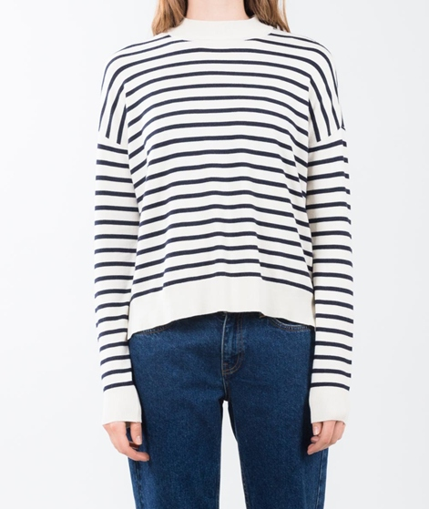 M BY M Fiola Pullover navy stripe