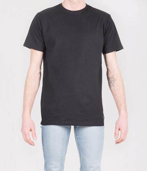 JUST JUNKIES Ganger T-Shirt black