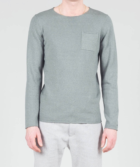 NOWADAYS Linen Optic Jumper Longsleeve