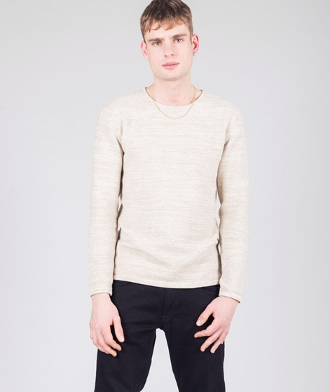 MINIMUM Reiswood Pullover desert melange