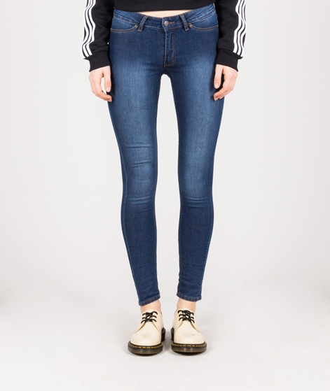 CHEAP MONDAY Mid Spray Jeans denim blue