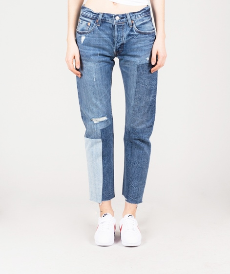 LEVIS 501 Jeans ragged lands