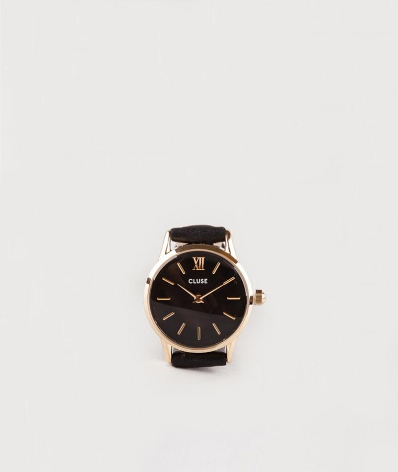 CLUSE La Vendette Uhr gold black/black