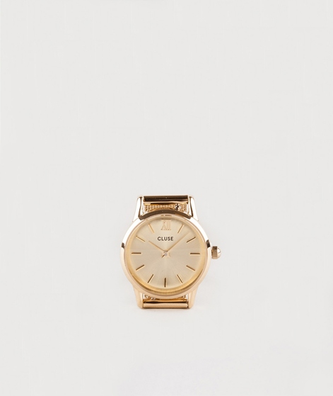 CLUSE La Vendette Uhr mesh full gold