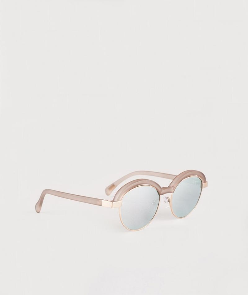 LE SPECS Slid Lids Sonnenbrille stone