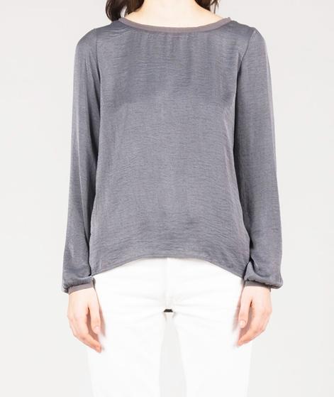 VILA Virustic Simple Bluse granite grey