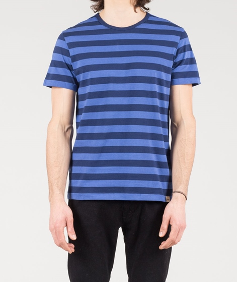 LEE Bold Stripe T-Shirt workwear blue