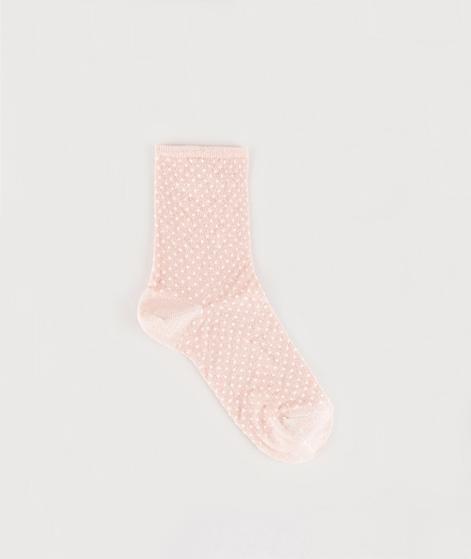 MP DENMARK Nora Socken gemustert rosa