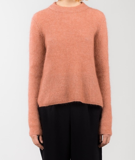 SECOND FEMALE Nata Knit O-neck Pullover