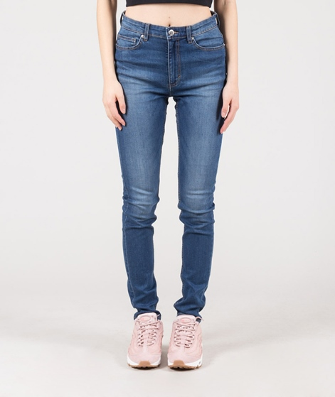 CHEAP MONDAY High Snap Jeans pop blue