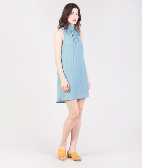 POP CPH Viscose Kleid sea foam