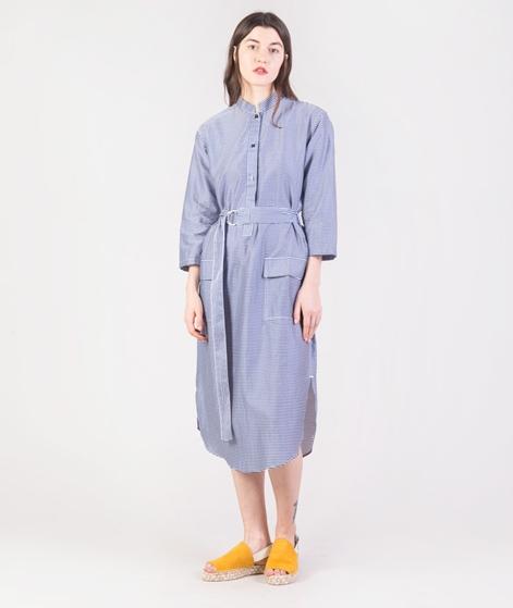 MADS NORGAARD Soft Stripe Sunica Kleid