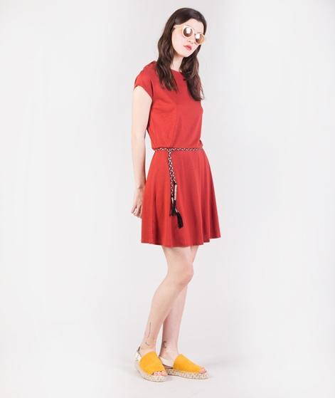 SESSUN Salome Kleid kahlo red