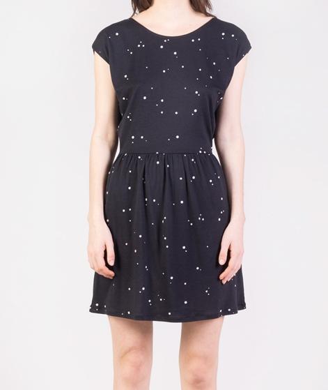 SESSUN June Kleid black dots