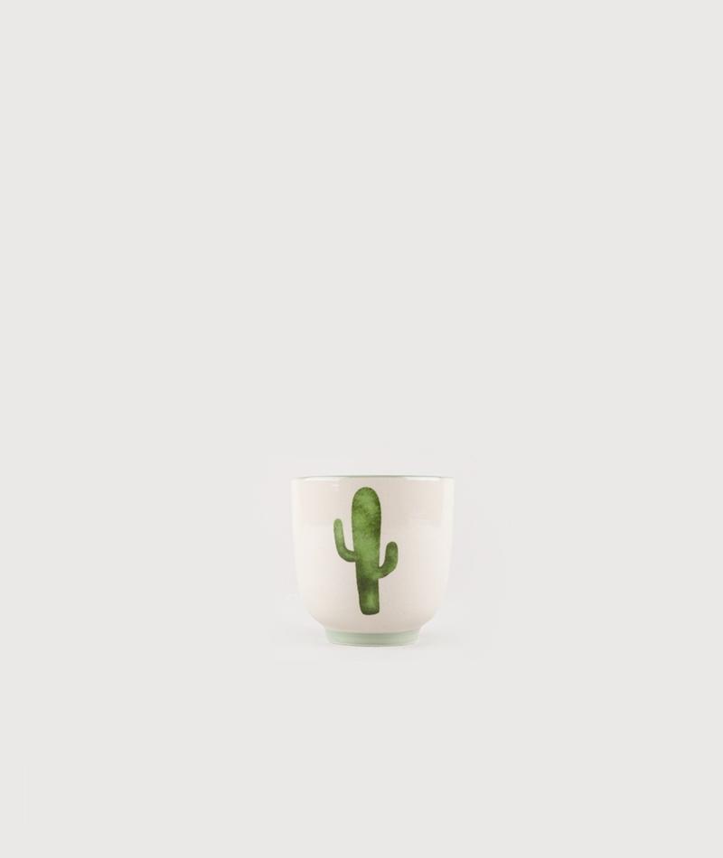 BLOOMINGVILLE Jade Cup green