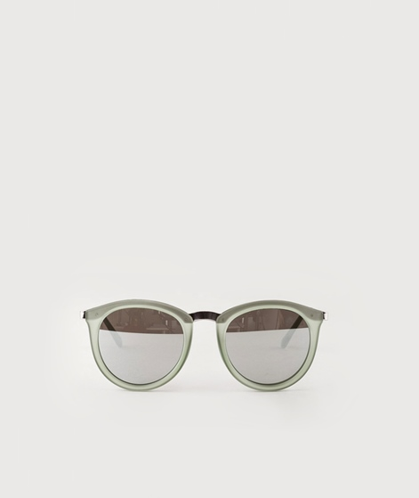 LESPECS No Smirking Sonnenbrille oliv