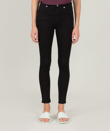 CHEAP MONDAY High Snap Jeans black coal