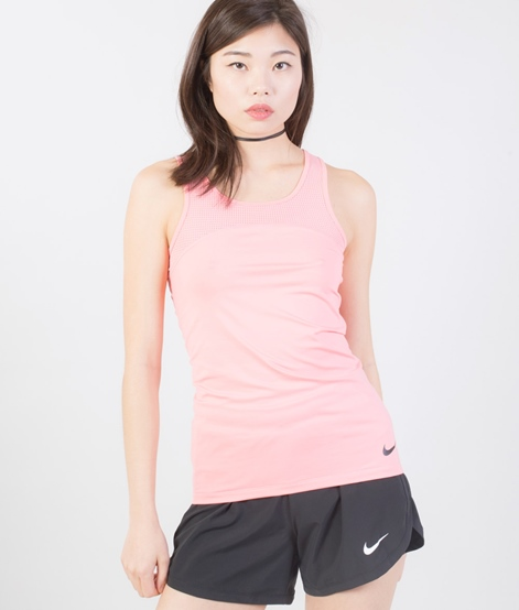 NIKE W NP HPRCL Tank Top bright melon