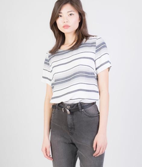 VILA Vivanti S/S Plain Bluse