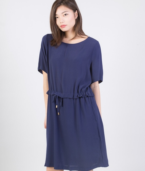 MINIMUM Janett Kleid twilight blue