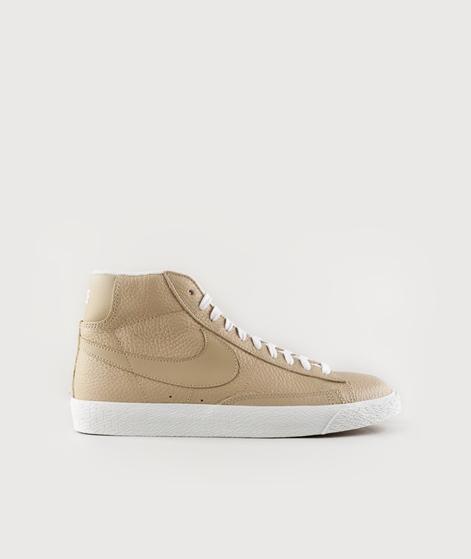 NIKE Blazer Sneaker MID PRM linen