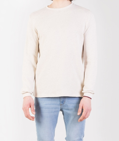 REVOLUTION Cotton/Linen Sweat Pullover